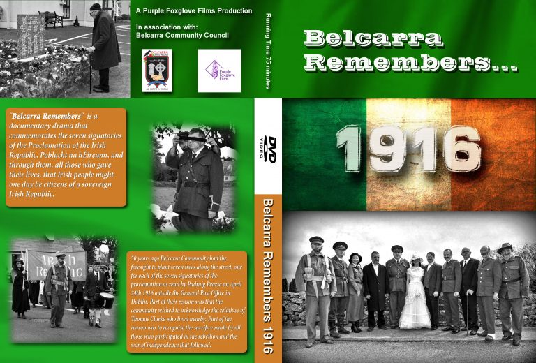 Belcarra Remembers 1916